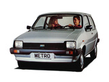 Pictures of Austin Metro 3-door 1985–90