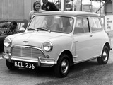 Austin Mini Cooper (ADO15) 1961–69 photos