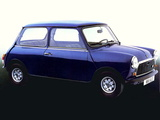 Austin Mini HLE (ADO20) 1982 images