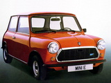Austin Mini E (ADO20) 1982–88 photos