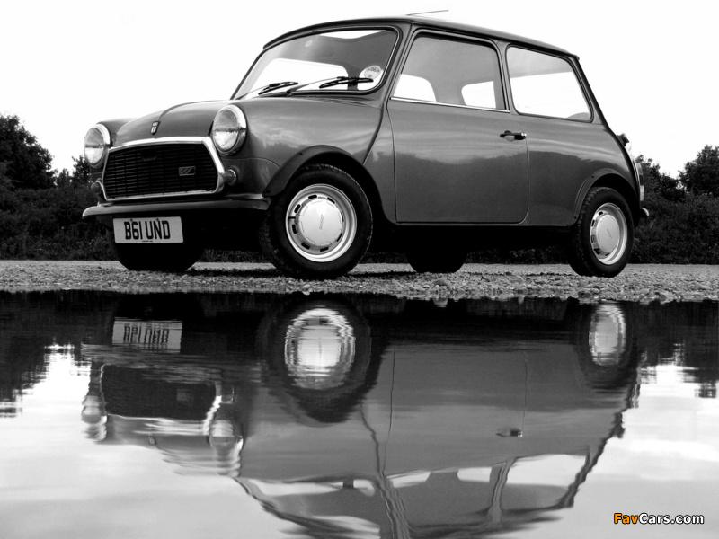 Photos of Austin Mini E (ADO20) 1982–88 (800 x 600)