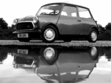 Photos of Austin Mini E (ADO20) 1982–88