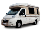 Images of Auto-Sleepers Executive 50th Anniversary Edition 2011
