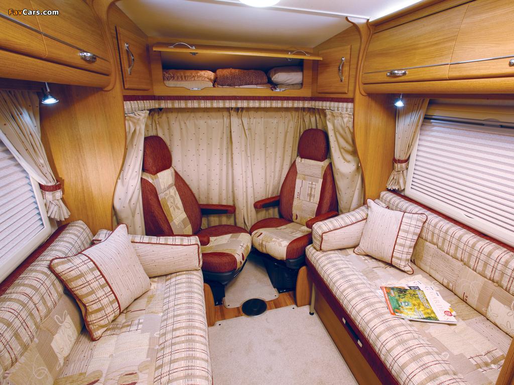 Auto-Sleepers Lancashire EK 2010 pictures (1024 x 768)