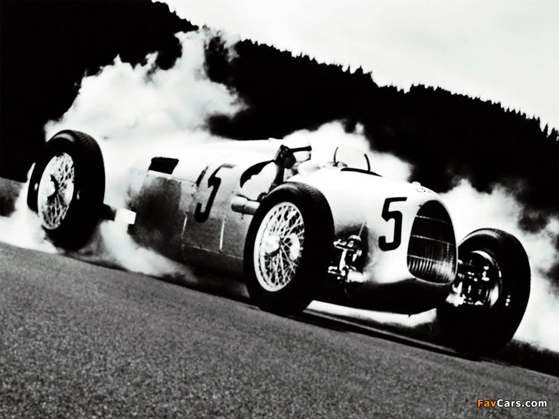 Images of Auto Union Typ C 1936–37 (800 x 600)