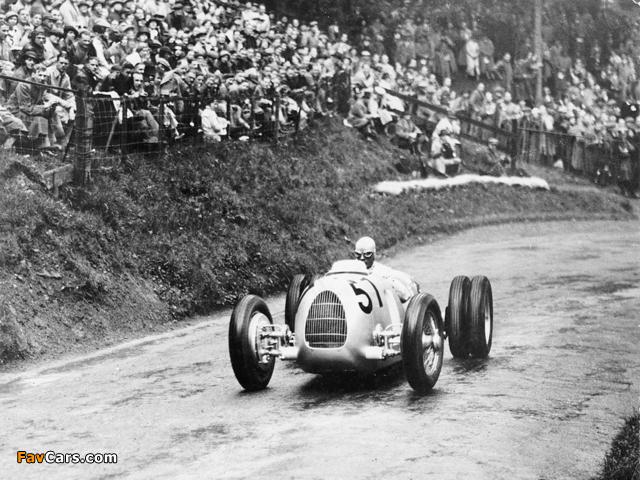 Photos of Auto Union Typ C 1936–37 (640 x 480)