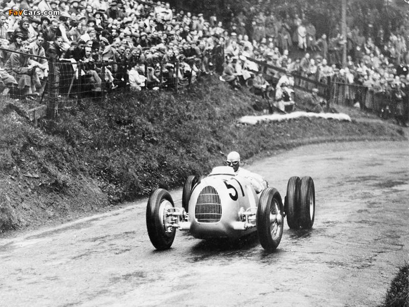 Photos of Auto Union Typ C 1936–37 (800 x 600)