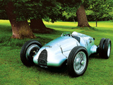 Pictures of Auto Union Typ C/D V16