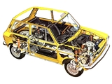 Autobianchi A112 (1 Serie) 1969–73 photos