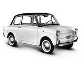 Autobianchi Bianchina Quattroposti 1962–69 images