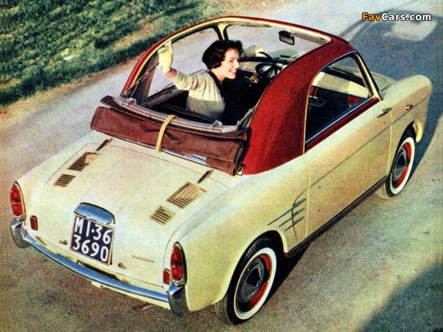 Images of Autobianchi Bianchina 1957–62 (640 x 480)