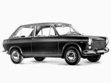 Autobianchi Primula 3-door 1964–70 photos