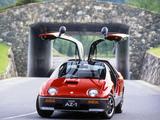 Autozam AZ-1 (PG6SA) 1992–95 photos