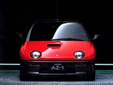 Pictures of Autozam AZ-1 (PG6SA) 1992–95