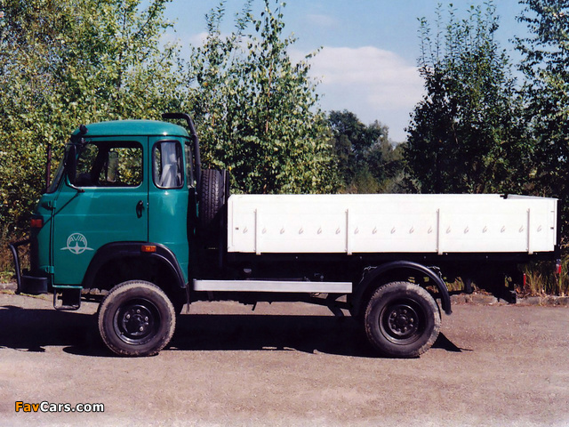 Avia A21T 4x4 1993–97 pictures (640 x 480)