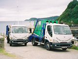 Pictures of Daewoo Avia D-Line 2000–06