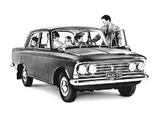 Moskvitsh Elite DeLuxe (408) 1966–69 pictures