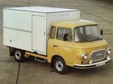 Barkas B1000 Kofferwagen 1961–91 photos