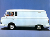 Images of Barkas B1000 Kastenwagen 1961–91