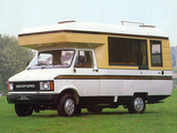 Bedford CF2/250 Auto-Sleeper Clubman 1980–86 images