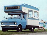 Photos of Bedford CF Camper 1969–80