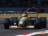 Benetton B191 1991 pictures