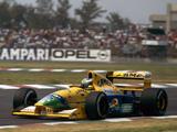 Benetton B191B 1992 photos