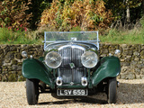 Bentley 3 ½ Litre Open Tourer 1934 images