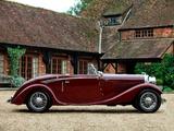 Bentley 3 ½ Litre Drophead Coupe by Vanden Plas 1934 images