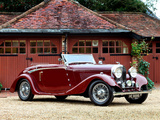 Bentley 3 ½ Litre Drophead Coupe by Vanden Plas 1934 pictures