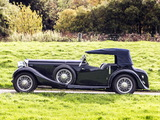 Bentley 3 ½ Litre Tourer by Lancefield/Corsica 1934 pictures