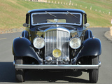 Bentley 3 ½ Litre Fixedhead Coupe by Kellner 1935 images