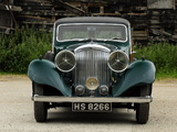 Bentley 3 ½ Litre Shooting Brake by Jones Bros 1935 images
