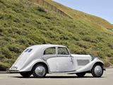 Bentley 3 ½ Litre Aerodynamic Saloon 1935 photos
