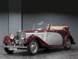 Bentley 3 ½ Litre Drophead Coupe by James Young 1935 photos