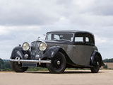 Bentley 3 ½ Litre Sports Saloon 1935 photos