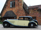 Bentley 3 ½ Litre Sports Saloon 1935 pictures