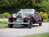 Bentley 3 ½ Litre Tourer by Jarvis & Sons/Abbey Coachworks 1935 pictures