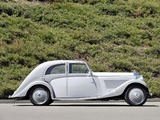 Bentley 3 ½ Litre Aerodynamic Saloon 1935 wallpapers