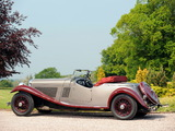 Bentley 3 ½ Litre Tourer by Jarvis & Sons/Abbey Coachworks 1935 wallpapers