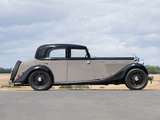 Bentley 3 ½ Litre Sports Saloon 1935 wallpapers