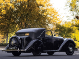 Bentley 3 ½ Litre Sedanca Coupe by Windovers 1936 pictures