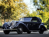 Bentley 3 ½ Litre Sedanca Coupe by Windovers 1936 wallpapers