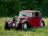 Bentley 3 ½ Litre Drophead Coupe by Park Ward 1934 pictures