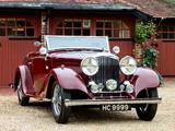 Bentley 3 ½ Litre Drophead Coupe by Vanden Plas 1934 wallpapers