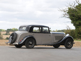Bentley 3 ½ Litre Sports Saloon 1935 images