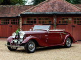 Images of Bentley 3 ½ Litre Drophead Coupe by Vanden Plas 1934