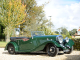 Images of Bentley 3 ½ Litre Open Tourer 1934
