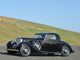 Images of Bentley 3 ½ Litre Fixedhead Coupe by Kellner 1935