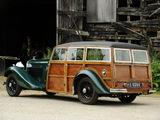 Images of Bentley 3 ½ Litre Shooting Brake by Jones Bros 1935